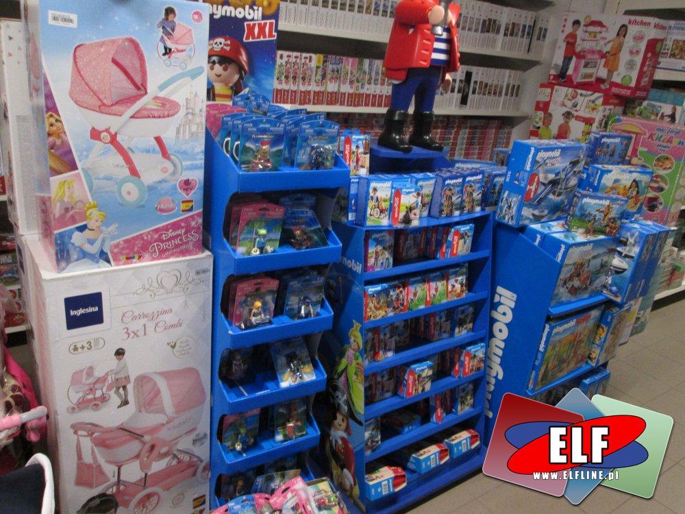 Playmobil, Klocki i akcesoria, zestawy i inne zabawki