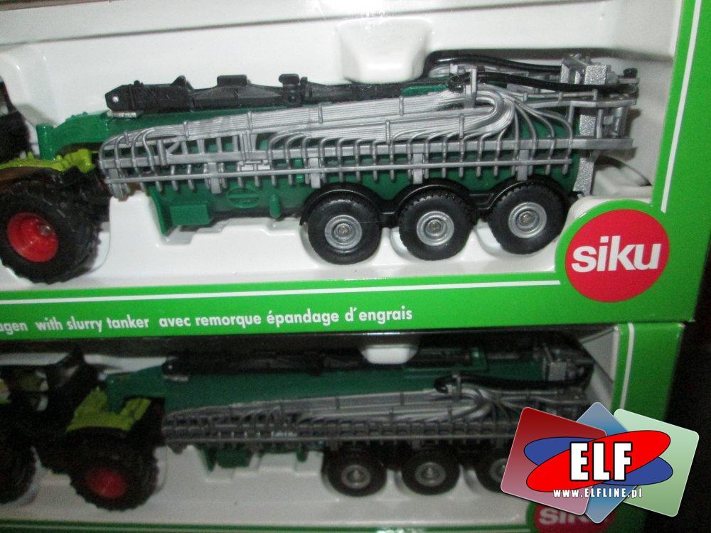 Siku, Modele traktorów i maszyn rolniczych, Traktor, maszyny rolnicze, Model
