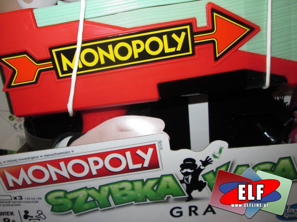 Gra Monopoly Szybka Kasa, Gry