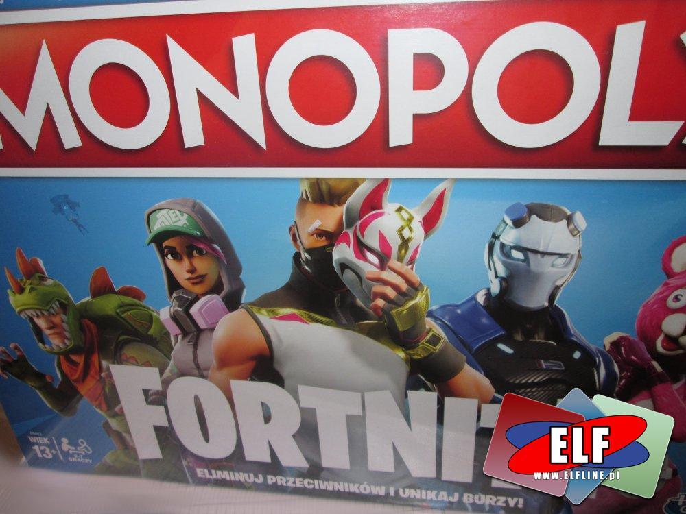 Gra, Monopoly Fortnite, Gry