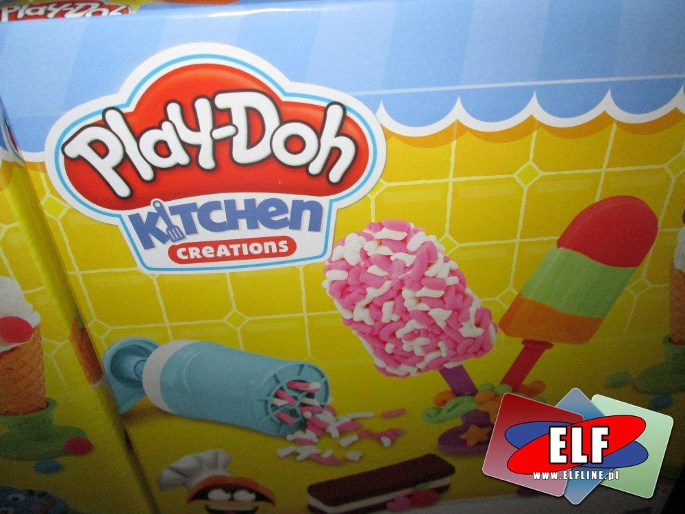Ciastolina Play-Doh, Warsztat, Słodki sklep i inne