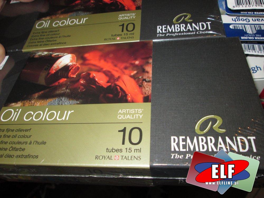 Oil Colour, Rembrandt, farby olejne