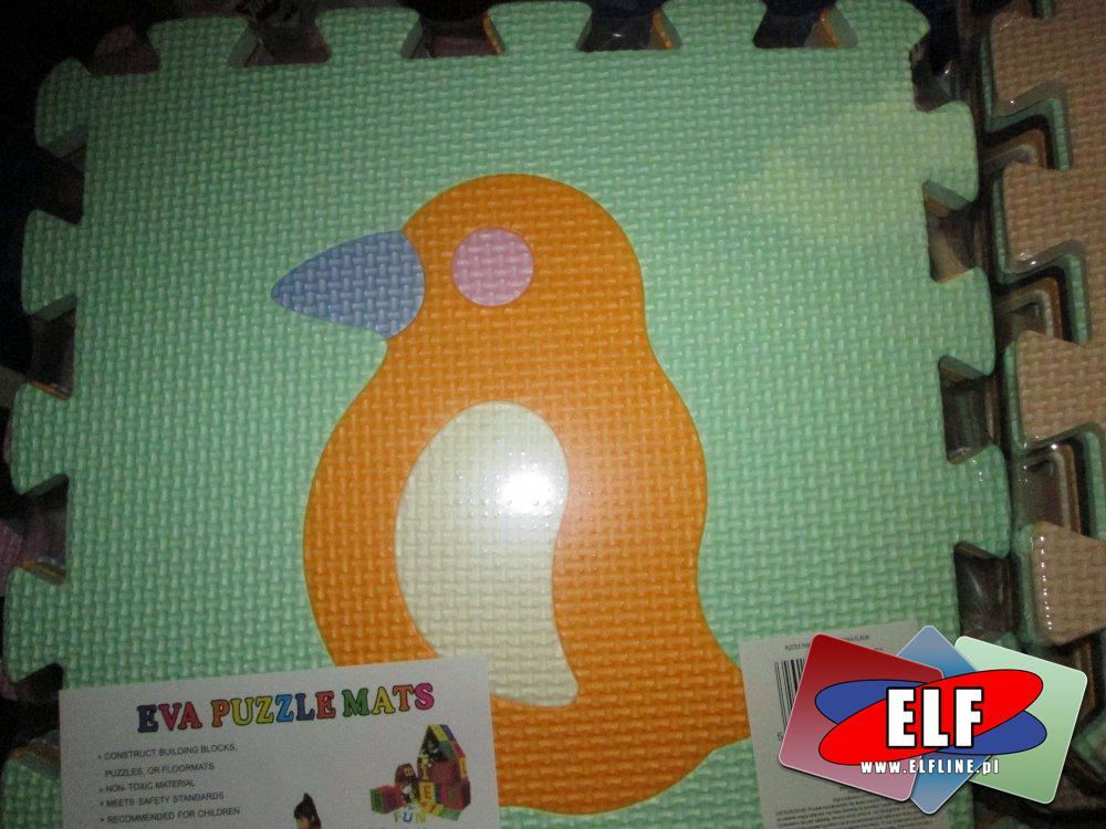Maty piankowe Puzzle, Mata piankowa, Puzzle z pianki, dla dzieci, dziecka