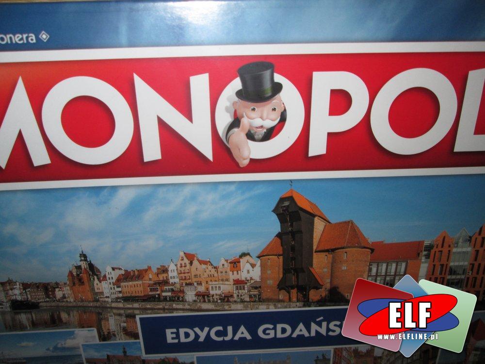 Gra Monopol Edycja Gdańsk, gry