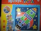 Mozaika, Sticky mosaick, zabawka kreatywna i edukacyjna dla najmłodszych, zabawki kreatywne i edukacyjne