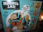 Makers L:ab, Clementoni, Zabawka edukacyjna, Zabawki kreatywne, edukacyjne i kreatywne, Coco porusza się jak prawdziwy goryl