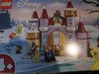 Lego Disney Princess, 43180 Zimowe święto w zamku Belli, klocki