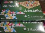 Gra Chińczyk i Dziesiątka, 2 klasyczne gry