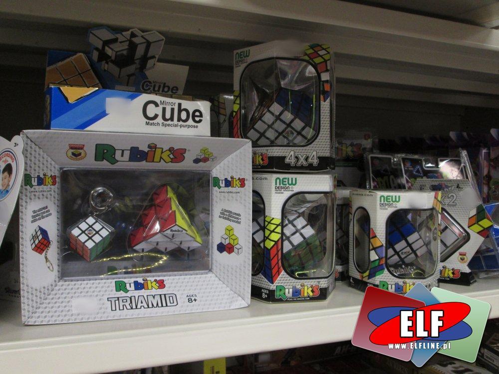 Kostki Rubbika, Rubbic Cube, Triamid, Klasyczne i inne