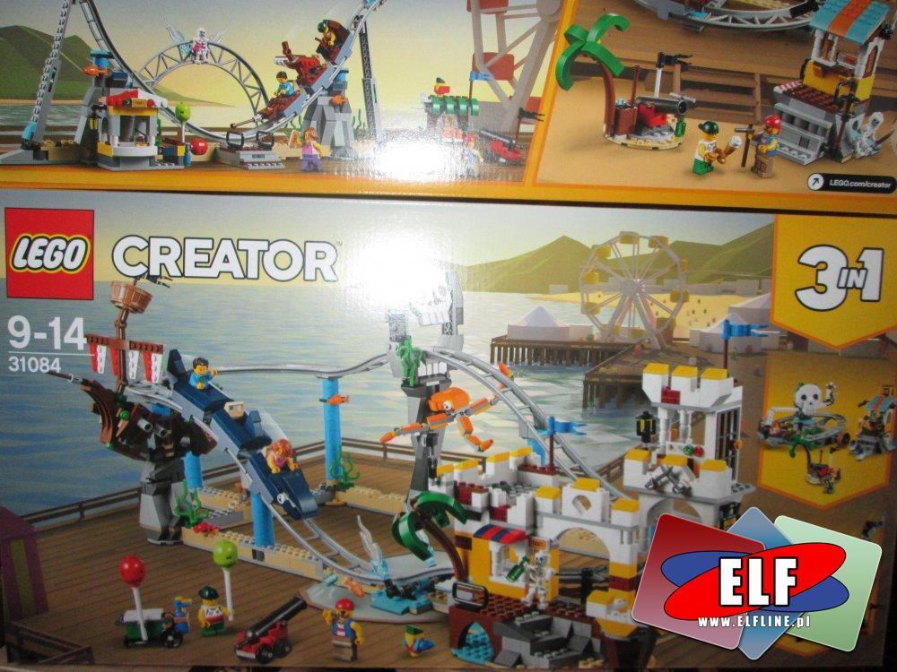Lego Creator, 31084, klocki
