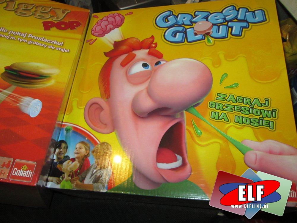 Gra Grzesiu Glut, Gry, Zagraj Grzesiowi na nosie, gry zręcznościowe, zręcznościowa