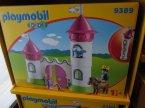 Playmobil 9389, Zameczek z wieżą do układania