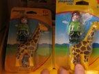 Playmobil 9380, Opiekunka zwierząt z Żyrafą Playmobil 9380, Opiekunka zwierząt z Żyrafą
