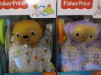 Fisher-Price Zawieszka nad łóżeczka Małpka, zwieszaki do łóżeczka, Maskotka, Maskotki, Pluszak, Pluszaki