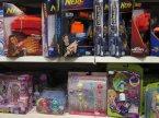 Nerf, Pistolety i Karabiny, Polly pocket i inne zabawki