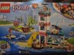 Lego Friends, 41380 Centrum ratunkowe w latarni morskiej, klocki