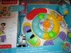 Fisher-Price, Smilly safari, zabawka dla dzieci, edukacyjna, edukacyjne zabawki