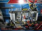 Playmobil Action, 70338 Przenośna Centrala Jednostki Specjalnej, Duże biuro przejmujące SEK, klocki, zabawki