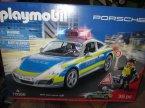 Playmobil, 70066 Porsche 911 Carrera 4S, Policja, klocki Playmobil, 70066 Porsche 911 Carrera 4S, Policja, klocki