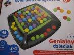 Zabawka edukacyjna, Genialny dzieciak, Kolorowa Łamigłówka, Gra edukacyjna, gry i zabawk... Zabawka edukacyjna, Genialny dzieciak, Kolorowa Łamigłówka, Gra edukacyjna, gry i zabawki edukacyjne