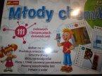 Młody Chemik, Zabawka edukacyjna i kreatywna, zabawki edukacyjne i kreatywne, 111 ciekawych i bezpiecznych doświadczeń