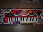 Disco, Keyboard, Instrument muzyczny, Instrumenty muzyczne, pianinko, pianinka, pianino