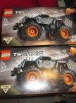 Lego Technic, 42119 Monster Jam Max-D, klocki