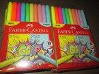 Faber-Castell Flamastry neonowe i pastelowe, Flamaster, Mazak, Mazaki Faber-Castell Flamastry neonowe i pastelowe, Flamaster, Mazak, Mazaki