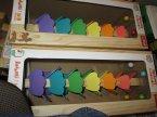 Trefl, Bobaski i Miś, Tęczowy Kulodrom, zabawki drewniane, zabawka drewniana Trefl, Bobaski i Miś, Tęczowy Kulodrom, zabawki drewniane, zabawka drewniana
