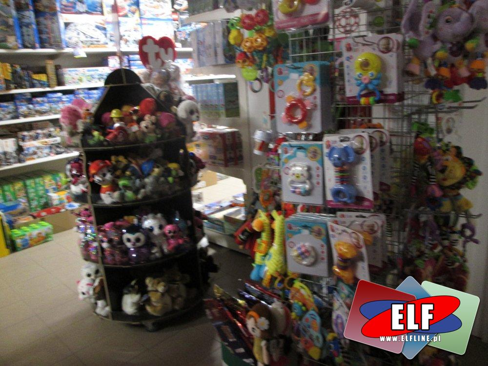 Zabawki i maskotki dla dzieci