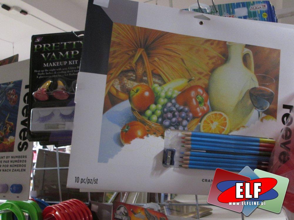 Ołówki kolorowe, zestawy malarskie, do szkicowania, malowania, dla artystów, artystyczne
