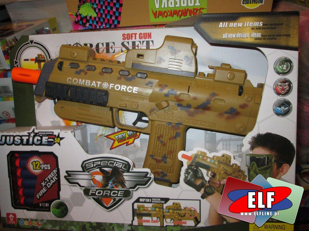 Soft Gun, Pistolet na strzałki, karabin na strzałki, pistolety, karabiny