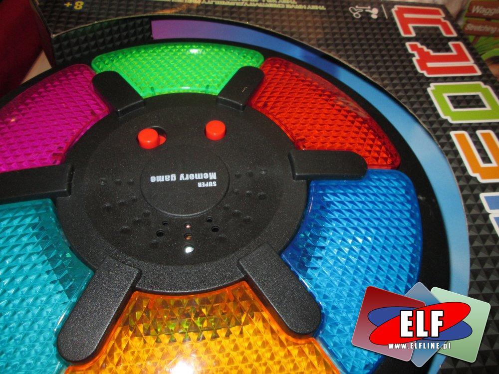 Gra, Pamięciowa, Super memory game, Gry
