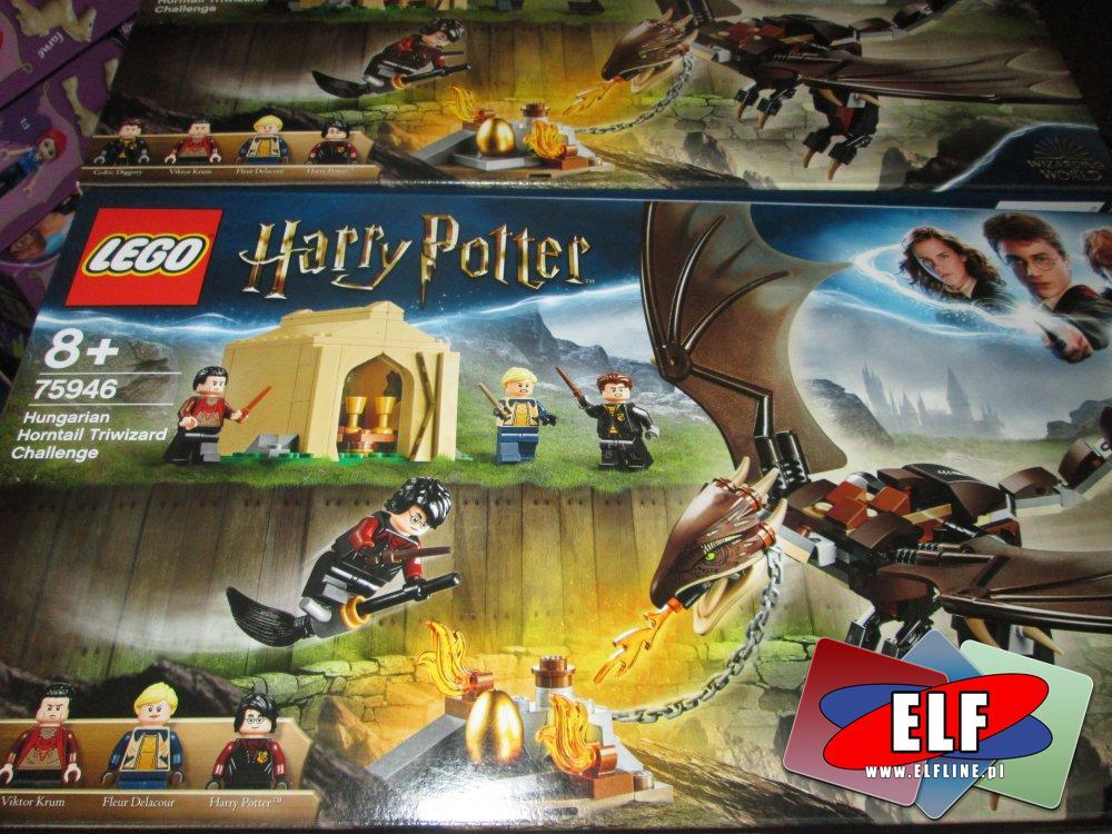 Lego Harry Potter, 75946, klocki