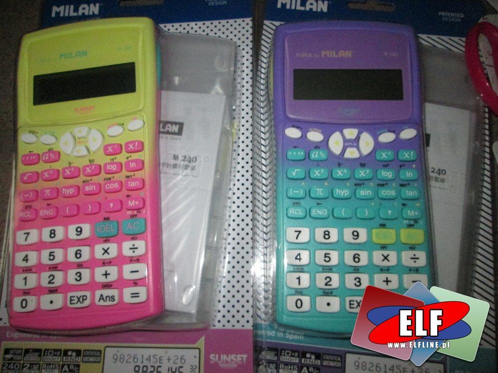 Milan Kalkulator naukowy, zaawansowany kalkulator, kalkulatory, funkcyjny, funkcyjne