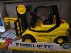 Zabawka, Wózek widłowy, Pojazd, Pojazdy, Logistyka, Zabawki, Wózki widłowe
