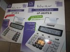 Kalkulator Drukujący LP-203TS II Vector, Kalkulator z drukarenką, kalkulatory Kalkulator Drukujący LP-203TS II Vector, Kalkulator z drukarenką, kalkulatory
