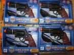 Deluxe, Police set, Pistolet i okulary policyjne, pistolety, zabawka, zabawki