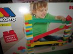 Molto Klocki z zabawa grawitacyjną, zabawka konstrukcyjna, edukacyjna, kreatywna, zabawki klocki konstrukcyjne, edukacyjne, kreatywne