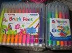 Brush Pens, Water color pen, Mazak, wodne, Mazak, flamaster, flamastry