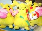 Pokemon, Pikachu, Maskotka, Maskotki, Pluszak, Pluszaki