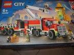 Lego City, 60282 Strażacka jednostka dowodzenia, 60277 Policyjna łódź patrolowa, klocki