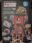Puzzle kreatywne, Roboty