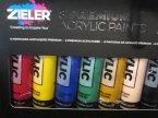 ZIELER Farby Akrylowe, Farba Akrylowa, Acrylic Paints