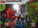 Lego Minecraft, 21172 Zniszczony portal, klocki Lego Minecraft, 21172 Zniszczony portal, klocki