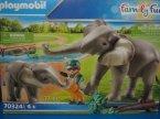 Playmobil, 70350, 70351, 70352, 70353, 70359, 70324, 70346, 70345, 70344, 70342, safari, zwierzęta, klocki, zabawki
