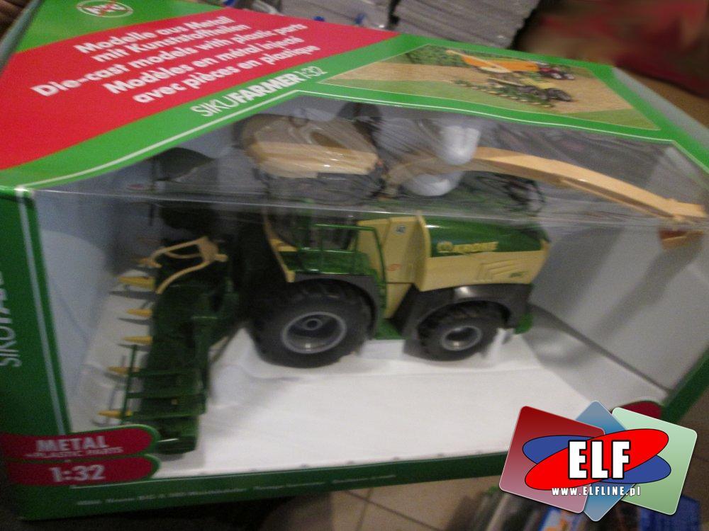 Siku, Matel, Maszyny budowlane, rolnicze, Traktory, Samochodziki, samochody, pojazdy