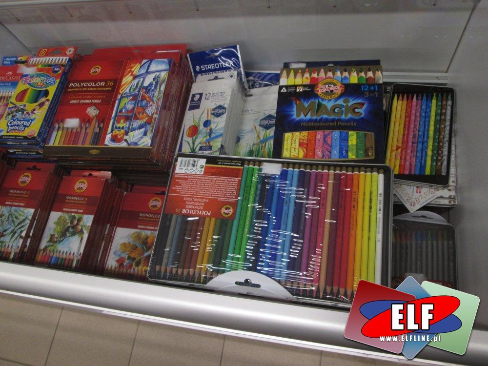 Akcesoria szkolne, Kleje, Kredki, Farbki, Ołówki, Gumki i wszelkie akcesoria szkolne, do szkoły, dla uczniów i nie tylko