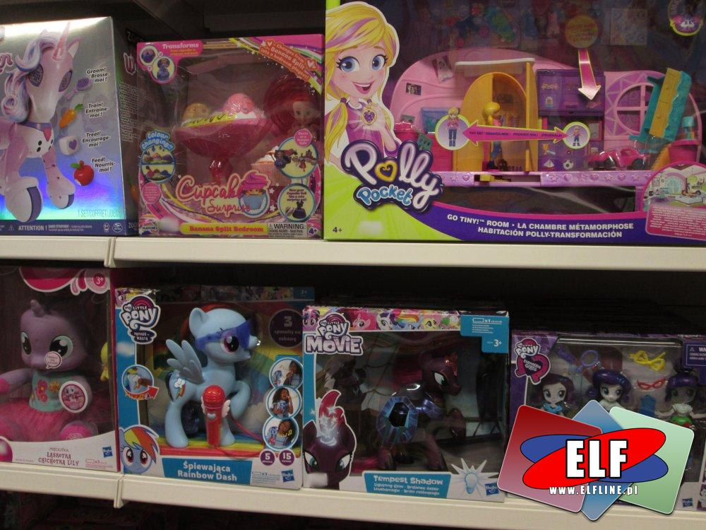 Zabawki interaktywne, Cool Kotek Interaktywny, FurReal, Baby Born, Zoomer, ChiChi Love, My Little Pony, Polly pocket, lalki i inne zabawki