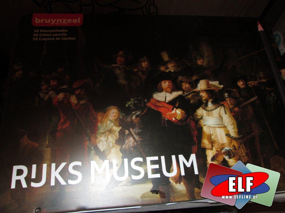 Kredki Bruynzeel Ruks Museum, Kredka